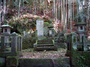 大久保石見守の墓