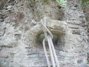 鞆ケ浦の鼻ぐり岩